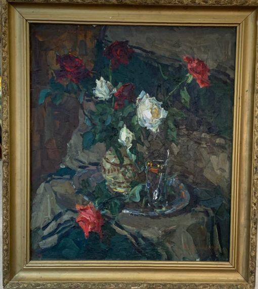 В.Ефименко - «Розы»